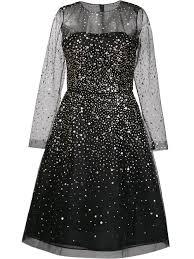 Oscar Dela Hoya Cross Dresser by Oscar De La Renta Clothing Cocktail U0026 Party Dresses Reasonable