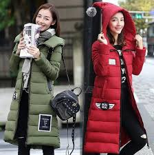2018 2016 Fashion Women Winter New Medium Long Down Cotton Parka Plus Size Coat Girls Casual Clothing From Hlq1025 5076