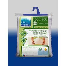protège matelas anti acariens 100 coton vivre mieux
