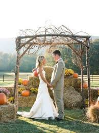 Unique Wedding Ceremony Ideas Awesome 36 Fall Arch For Rustic Deer Pearl