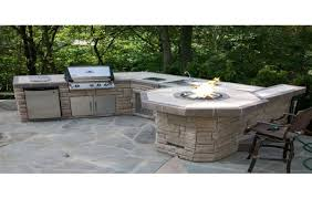 Stone Patio Bar Ideas Pics by Outdoor Stone Grills Outdoor Grill Design Ideas Outdoor Bar And