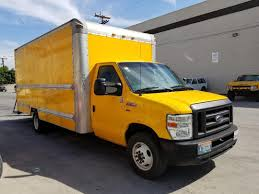 E350 Box Truck - Straight Trucks For Sale
