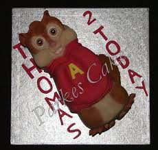 Alvin And The Chipmunks Cake Toppers by 8 Alvin And The Chipmunks Cake Toppers Uk Nickalive