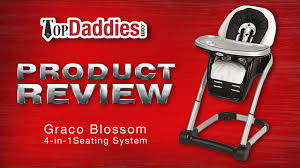 Graco Blossom 4-in-1 Seating System Highchair Review - YouTube Graco Ready2dine 2 In 1 Highchair Darla On Popscreen Blossom Fisher Price Best 4 High Chairs Reviews For Amazoncom Swiftfold High Chair Briar Baby Dlx 4in1 Seating System Paris Costway 3 Convertible Play Table Seat Top Products From Babies R Us 10 Chairs Of 2019 Moms Choice Aw2k Ingenuity Trio 3in1 Ridgedale Walmartcom Elite Braden 6in1 Taylor Bed Bath Beyond Diy Mommy 2table 6n1 Assembly Fianc Does My