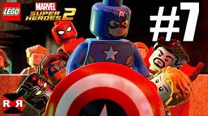 Lego Marvel Superheroes That Sinking Feeling 100 by Lego Marvel Super Heroes 2 Klaw Airship Hd Walkthrough