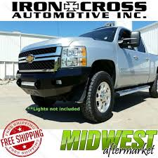 100 Iron Cross Truck Bumpers Low Profile Front Bumper Fits 20112014 Chevy Silverado