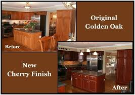 restaining kitchen cabinets lighter kitchen design ideas
