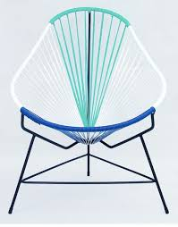 Innit Acapulco Rocking Chair by Acapulco Chair The Iconic 1950 U2032s Mexican Chair I Saw So Many Of