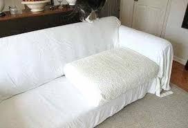 drap canapé drap pour canape recycler drap en protection pour canapac housse