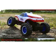 Marvel Captain Avenger RC Car With Remote Control - Best Price ... Legendary Monster Jeep Built By Yakima Native Gets A Second Life Monster Truck Photo Album Traxxas Monsterjam Captains Curse Jam At Raymond James Stadium Macaroni Kid Megalodon Truck Decal Pack Stickers Decalcomania Untitled The Monster Blog Your 1 Source For Coverage Toughest Tour Coming To Budweiser Events Center