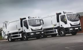 100 Iveco Truck IVECO Delivers Waste Collection S To Lancashire Hire