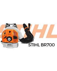 StihlR BR 700 Professional Backpack Blower
