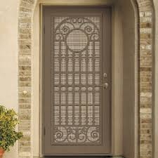 Unique Home Designs Security Doors Collection Unique Home Designs ... Unique Home Designs 36 In X 80 White Surface Mount Outswing Arbor Black Recessed All La Entrada Door Design Metal Security Screen Doors Awesome Alinum Bust Of Gallery Decorating 96 Solana Cool And Opulent Installation 15 The Red Homesfeed Napa Vinyl Coronado Bronze