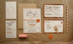 Attractive Wedding Invitation Packages Rustic Invitations Printable Floral