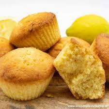 zitronen muffins ohne zucker und mehl