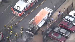 Leaking Propane Tank Likely Cause Of Feltonville Food Truck ... Florida Couple Hauling Propane Grill In Their Kia Light Cigarette Johnson City Press Tank Causes Explosion That Levels Explodes Moving Truck Wcbd 11 Injured After Philly Food The San Diego Union Breakingnews At Bruces Catering Panorama City On Fire Homes Evacuated Propane Crash Whtm 2 Hospitalized After Asphalt Tanker Explodes Santa Fe Springs Ktla Toronto Was Preventable Court Hears Globe Truck Explosion China Sets Highway Fire Aoevolution York County Crash Road To Stay Closed All Week Wsoctv Vehicle Leaves Roadway Strikes Hazmat Nation