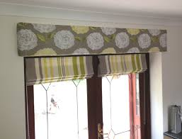 Pennys Curtains Blinds Interiors hard padded pelmet and french door roman blinds projects to try