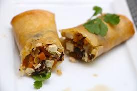 cuisine thailandaise recettes la recette des nems thaïlandais version cyril lignac so many
