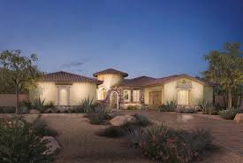 Large One Story Homes by Toll Brothers Offer Large Single Story Homes Summerlin