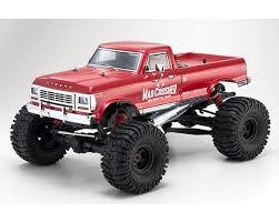 Kyosho Mad Crusher GP ReadySet 1/8 Monster Truck [KYO33152B] | Cars ...