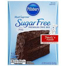 Sugar Free Devil s Food Cake Mix