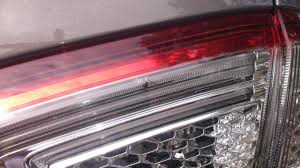 Brake Lamp Bulb Fault 2014 Ford Escape by Rear Light Removal Electrical Mk4 Mondeo Talkford Com