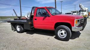 100 Chevy 1 Ton Truck For Sale 92 Chevrolet 4x4 Flat Bed Hay Spike