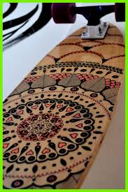 Types Of Longboard Decks by Unique Made To Order