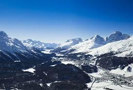 100 Muottas Muragl Mountains Lakes Laudinella St Moritz