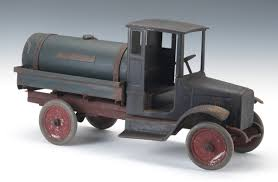 Another USSR Die Cast Model Car