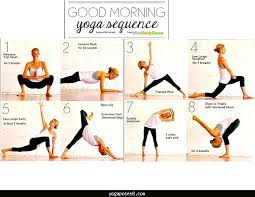 Morning Yoga Routine Tried A Bit Simplistic Not