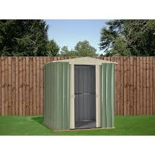 6 X 5 Apex Shed by Mcl Direct For Best Pricing On Globel Sheds