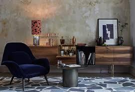 new modern wohnen in retro schöner wohnen
