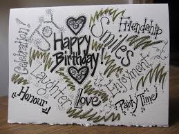 happy birthday card alison lam Birthday card
