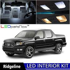 Amazon.com: LEDpartsNow 2006-2014 Honda Ridgeline LED Interior ...