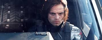 Bucky Barnes Winter Soldier Gif 1