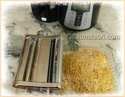 faire ses pâtes fraîches ou sèches maison recettes et méthode à