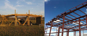 Pole Barn Designs vs Steel Buildings parison