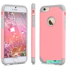 Luxury Shockproof Rugged Rubber Hard Case Cover iPhone 6 6S 6
