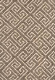 10142201 Contemporary Taupe Wool Carpet