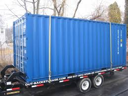 Shipping Storage Containers Transportation Considerations For