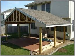 Build A Patio Cover Out Wood Patios Home Design Ideas