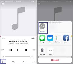 How to AirDrop Music between Mac and iPhone