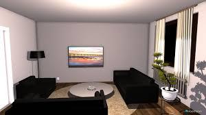 room design wohnzimmer weiße wand roomeon community