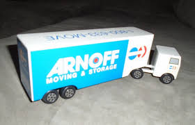 100 Toy Moving Truck ARNOFF METAL TOY MOVING TRUCK 1914182035