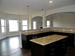 kitchen backsplash grey granite countertops santa cecilia black