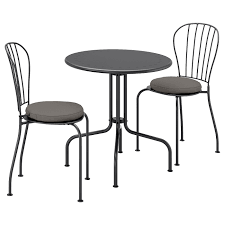 Table+2 Chairs, Outdoor LÄCKÖ Grey, Frösön/Duvholmen Dark Grey Stunning White Metal Garden Table And Chairs Fniture Daisy Coffee Set Of 3 Isotop Outdoor Top Cement Comfort Design The 275 Round Alinum Set4 Black Rattan Foldable Leisure Chair Waterproof Cover Rectangular Shelter Cast Iron Table Chair 3d Model 26 Fbx 3ds Max Old Vintage Bistro Table2 Chairs W Armrests Outdoor Sjlland Dark Grey Frsnduvholmen China Patio Ding Dinner With Folding Camping Alinium Alloy Pnic Best Ideas Bathroom