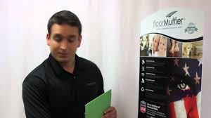 Floor Muffler Vs Cork Underlayment by Golf Ball Test Floormuffler Youtube