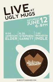 Nice Gig Flyers From Music City Unsigned