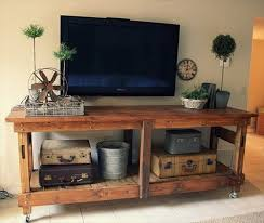 And Place Your TV On It This Wooden Table Can Be Adjusted Into Any Corner Of The Room Is Easy To Move Enjoy Stand With Such An Ease
